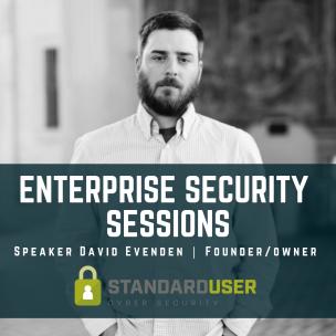 Enterprise Security Session StandardUser
