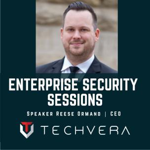 Enterprise Security Session Techvera-2