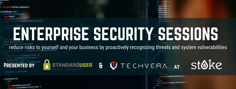 Enterprise Security Sessions