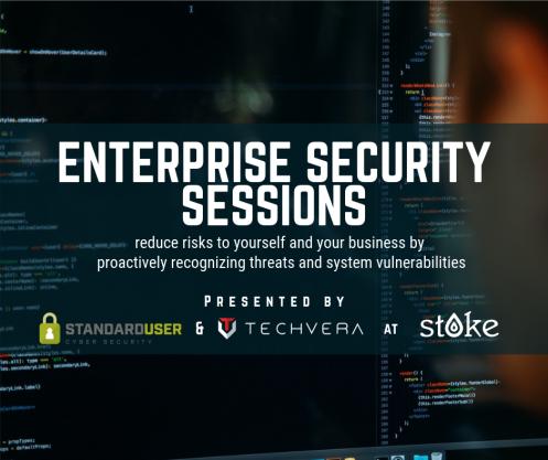 Facebook Post - Enterprise Security Sessions