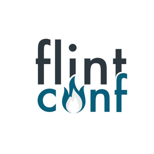 FlintConf 2019 Logo Variation