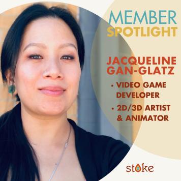 Stoke Member Spotlight - Jackie (1)